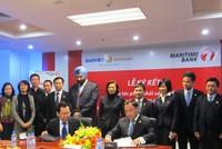 Bảo hiểm Bảo Việt bắt tay với Maritime Bank