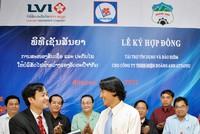 LVI bảo hiểm cho Dự án xây dựng Nhà máy Thuỷ điện Nậm Kông II