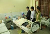 PTI chi trả hơn 600 triệu đồng vụ lật xe tại Lào Cai