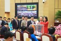 Danh sách nhân sự chủ chốt HĐND, UBND thành phố Hà Nội khóa mới