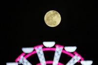 Nghìn người thích thú ngắm 'siêu trăng thế kỷ'