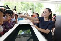 Hành trình mang nước ngọt đến với người dân vùng hạn mặn