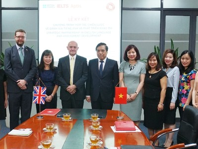 Sinh viên Đại học Ngoại thương sắp được trải nghiệm giải pháp thi tiếng Anh chuẩn châu Âu