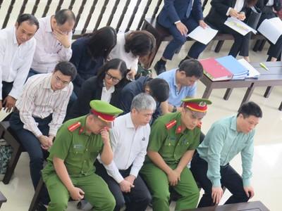 Y án tử hình với Nguyễn Xuân Sơn, chung thân với Hà Văn Thắm