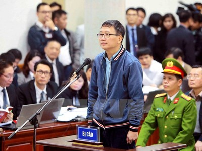 Vì sao Trịnh Xuân Thanh rút kháng cáo?
