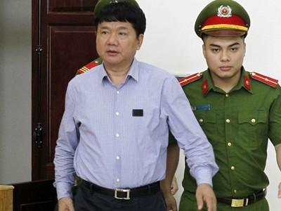 Ông Đinh La Thăng không thừa nhận đôn đốc, thúc ép tạm ứng hơn 1.300 tỷ đồng