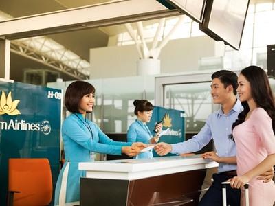 Quý I/2018, Vietnam Airlines (HVN) báo lãi gần 1.460 tỷ đồng