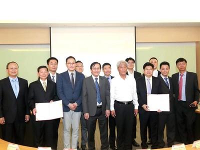 Liên doanh TDH - Daewon hợp tác với VMEP triển khai dự án bất động sản tại Hà Đông, Hà Nội