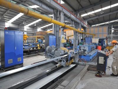 Tháng 5, sản lượng thép xây dựng Hòa Phát tăng 28,5% so với cùng kỳ