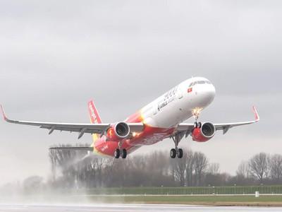 Vietjet mở đường bay mới Hà Nội - Yangon (Myanmar)