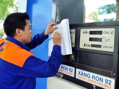 Hôm nay, giá xăng có thể tăng