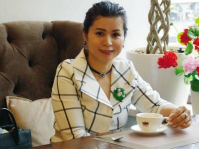 """Bà Lê Hoàng Diệp Thảo được 'trở lại' Trung Nguyên sau khi bị chồng """"phế truất"""""""