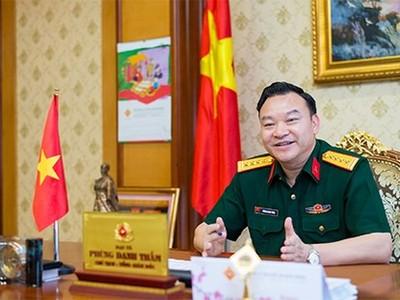 Tổng giám đốc Thái Sơn-Bộ Quốc phòng Phùng Danh Thắm liên quan Út Trọc là ai?