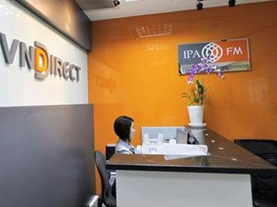 Cổ phiếu giảm sâu, Chủ tịch VNDirect đăng ký mua 5 triệu cổ phiếu
