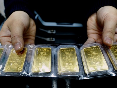Giá vàng hôm nay (30/5): Trong nước và thế giới trái chiều