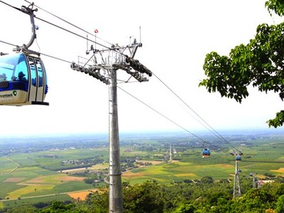Năm 2018, Cáp treo Núi Bà Tây Ninh (TCT) sẽ không chia cổ tức