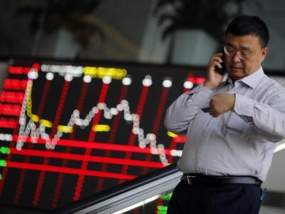 """Nhà đầu tư Nhật """"bó tay"""" với diễn biến thị trường chứng khoán"""