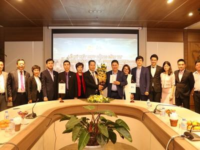 Hải Phát Invest và Dragon Capital ký kết hợp đồng hợp tác đầu tư