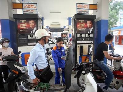 Giá xăng dầu tăng mạnh, áp sát mốc 19.000 đồng/lít