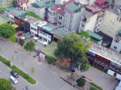 Hà Nội: Xử lý nghiêm vi phạm cho thuê đất mương thoát nước tại phố Phan Kế Bính, Nghĩa Đô