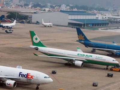 """Nới """"bầu trời"""" cho các hãng hàng không mới"""