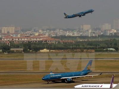 Lượng khách qua cảng hàng không trong tháng 1 đạt hơn 7,8 triệu khách