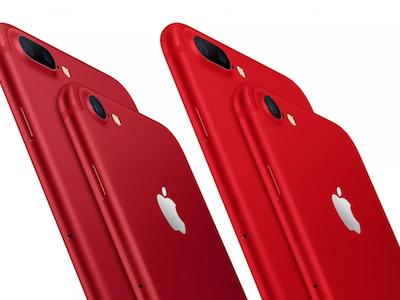 Ngày mai Apple sẽ ra iPhone 8 màu đỏ