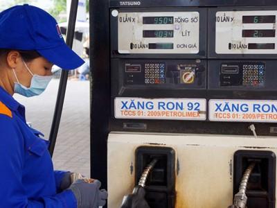 Giá xăng E5 giữ nguyên, RON 95 không cao hơn 20.500 đồng