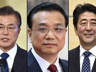 Nhật Bản, Hàn Quốc, Trung Quốc sắp họp thượng đỉnh
