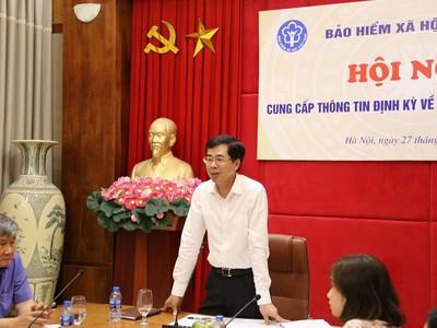 BHXH Việt Nam: Thông tin kịp thời những vấn đề dư luận xã hội quan tâm