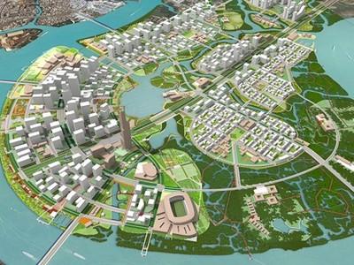 Khu đô thị Thủ Thiêm được quy hoạch như thế nào?