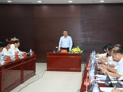 Bí thư Đà Nẵng phê bình công tác nhân sự ở Sở Kế hoạch và Đầu tư