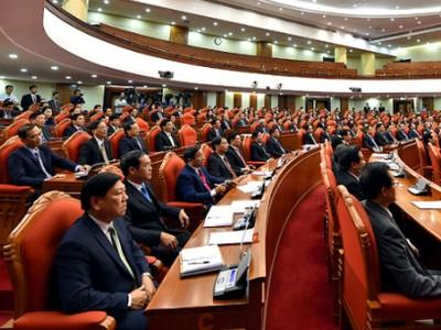 Hôm nay khai mạc Hội nghị Trung ương 7