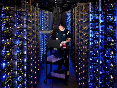 Tương lai của Google là dữ liệu người dùng