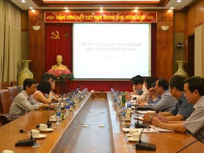 Đẩy mạnh hợp tác với Ngân hàng Thế giới trong chương trình hiện đại hoá BHXH Việt Nam