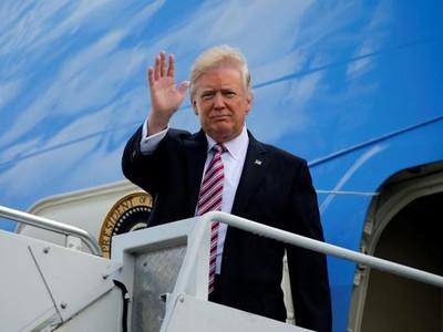 Ông Trump đến Singapore sớm 2 ngày chờ gặp ông Kim Jong-un