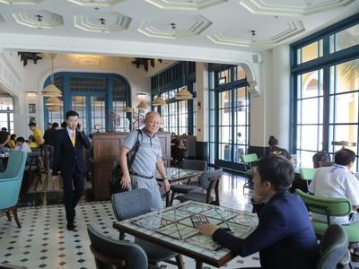 Ông Park Hang Seo tới Phú Quốc nghỉ dưỡng tại JW Marriott Phu Quoc Emerald Bay