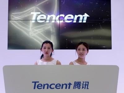 Tencent mất gần 120 tỷ USD trong 3 tháng