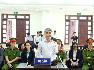 Đại án Hà Văn Thắm:  Nguyễn Xuân Sơn đã khai chi tiết hết người nhận tiền