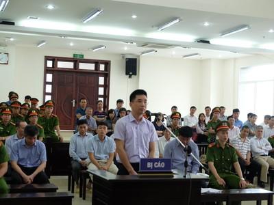 Phúc thẩm đại án PVC: Trịnh Xuân Thanh ép đơn vị nộp tiền ngoài luồng