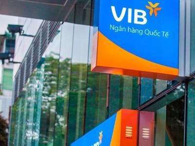 VIB dự kiến chia cổ tức và cổ phiếu thưởng 44,6%