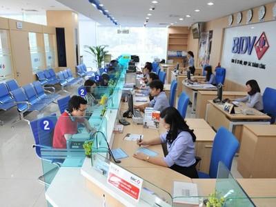 BIDV: Lợi nhuận trước thuế hợp nhất năm 2017 đạt 8.800 tỷ đồng