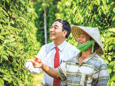 Agribank vì một nền nông nghiệp phát triển bền vững