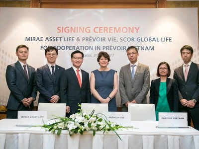 Mirae Asset Life đầu tư 1.100 tỷ đồng vào Prévoir Việt Nam