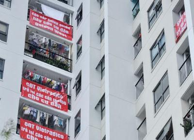 Hà Nội, TP.HCM chưa thể báo cáo về tranh chấp chung cư