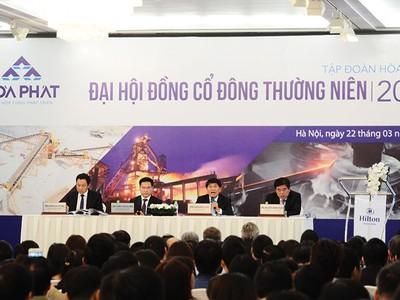 Khu liên hợp thép Dung Quất - Hòa Phát: Đầu tư song song hai giai đoạn