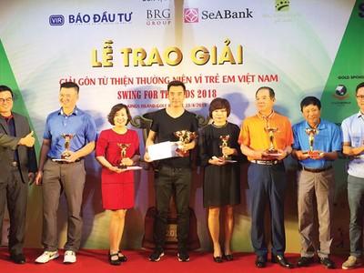 Interimm chung tay chắp cánh ước mơ trẻ Việt
