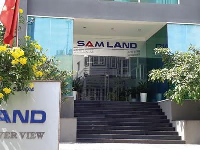 Cư dân Chung cư Samland Riverview sống trong sợ hãi