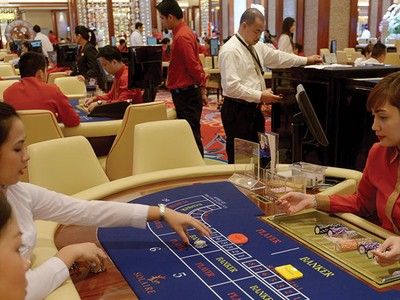 Công nghiệp cờ bạc phát triển, bất động sản Manila tăng nóng