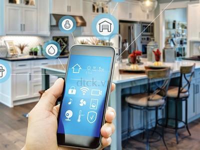 Cuộc sống tiện lợi với những căn nhà thông minh